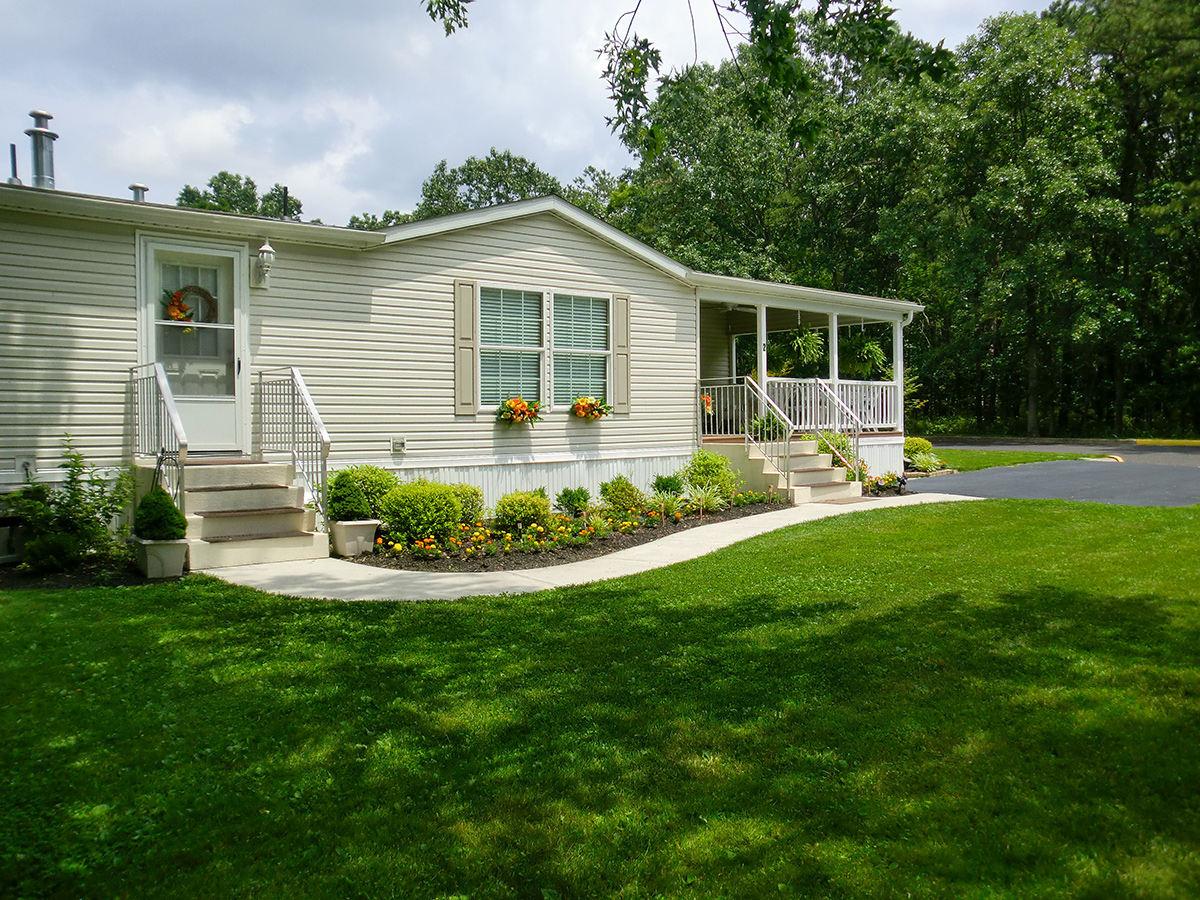Mobile Manufactured Homes For Sale In NJ For Senior Living
